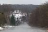 La Semois mystique (RIch-ART In PIXELS) Tags: chiny lasemois hiver belgium belgique ardennes river riverside hills fog mist snow neige leicadlux6 leica dlux6 water tree forest
