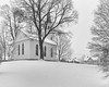Warwick in White (brianloganphoto) Tags: oldschoolbaptistmeetinghouse bw church historical landscape winter warwick orangecounty landmark monochrome newyork outdoor hudsonvalley conditions meetinghouse snow unitedstates us