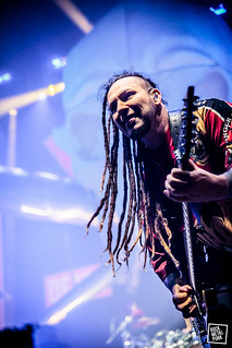 14.12.2017 // Five Finger Death Punch @ Lotto Arena, Antwerp // Shot by Nathan Dobbelaere