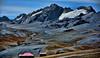 La Cumbre (Miradortigre) Tags: bolivia andes america ruta cordillera real ridge mountain snow