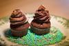 Cupcake (michael_hamburg69) Tags: süsigkeiten sweets cupcake kinderschokolade snickers hamburg germany deutschland pinkribboncupcakes glockengiesserwall