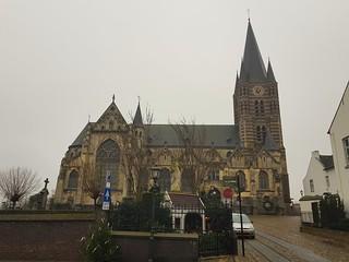 De Sint-Michaëlskerk Thorn 22-12-2017