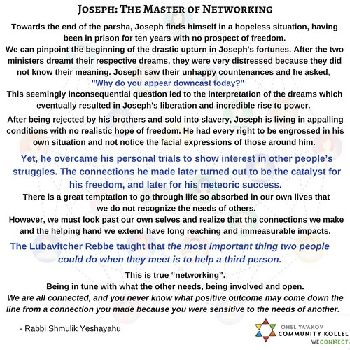 Joseph_ The Master of Networking