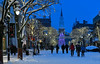 Burlington, Vermont (LEXPIX_) Tags: blue hour snow winter dusk holiday lights christmas church street pedestrian mall burlington vermont vt nikon d500 2470 28 lexpix flickr explored explore