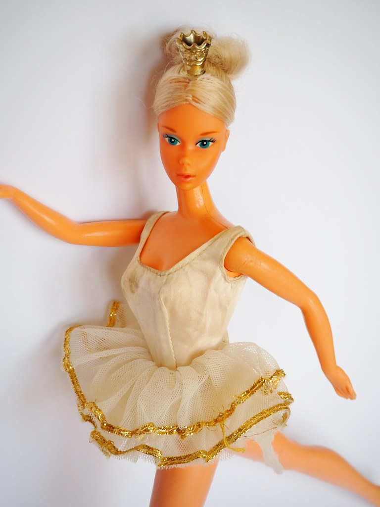 The world 39 s best photos of 70s and barbie flickr hive mind - Barbie ballerine ...