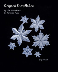 P71223-143420m (polelena24) Tags: origami christmas snowflake hex star watercrystal
