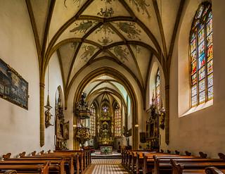 Leoben, Österreich / Austria: Maria am Waasen