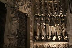 The last judgement (Thomas Schirmann) Tags: notredamedeparis notredame paris église church cathedral portaildujugement portail apôtres apostles cathédrale jugementdernier lastjudgement