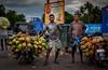 Coconut transport (dirk j slotboom) Tags: slotboom 2017 coconut transport india dirkslotboomnl kumbakonam tamilnadu in