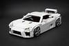 Lexus LFA (1) (Noah_L) Tags: lego lexus lfa white car sportscar supercar japanese moc creation noahl own custom jdm
