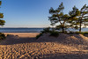 Finnland 2010 - Yytteri Beach (karlheinz klingbeil) Tags: finnland sand beach ostsee meer strand finland water tree baum wasser ozean balticsea suomi ocean