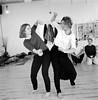 Studio 19 - Hasselblad (Ronald_H) Tags: studio19 people dans dance zw bw zwartwit expired film ilford hp5 120 6x6 medium format diafine hasselblad 500 cm zeiss planar 80mm f28 t