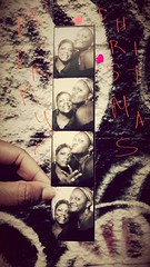 Merry Christmas from my Bestie (a.k.a. Mom) & Me! 🎄🎄 (juliarholcomb) Tags: oakland chemicalphotobooth photobooth california