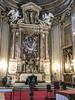 Roma : S.Maria in Vallicella -Presbiterio  con tre lavori di Rubens (Madonna ,Bambino e Angeli sopra l'altar maggiore )  Ai lati gli altri due lavori . (sandromars) Tags: italia lazio roman chiesasmariainvallicella rubens threeworks 160608