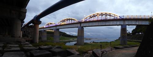 Hualien 花蓮 - Shuguang Bridge 曙光橋