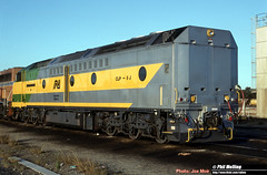 J042 CLP8 Forrestfield Loco Depot (RailWA) Tags: railwa philmelling joemoir westrail clp8 forrestfield loco depot