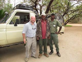Zimbabwe Cape Buffalo Hunt 27