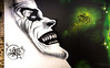 Artistic Tag - 04 (Sohmi ︎) Tags: tag graf expo france french bretagne britain vannes morbihan graffiti artistique artistic fresque fresco wallfresco peinture painting galeriesaintguenhaël janvier2018 january2018 oeuvre artwork couleurs colors nikond810 tamronsp2470mm ©sohmi wwwsohmifr