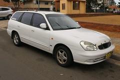 1999 Daewoo Nubira J100 CDX Wagon (jeremyg3030) Tags: 1999 daewoo nubira j100 cdx wagon cars korean
