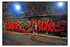 STREET ART by VIBES & NYCHOS (StockCarPete) Tags: nychos streetart vibes londonstreetart art londongraffiti leakestreet
