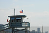 Los Angeles - Actual Baywatch (Drriss & Marrionn) Tags: willrogersstatebeach sky bluesky beach baywatch losangeles losangelesca la california usa citytrip coast architecture building