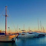 Winter Afternoon - Limassol Marina, Cyprus thumbnail