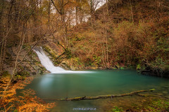 Pozubalzt (Bizkaia) (copelius38) Tags: cascada waterfall river water rock euskadi