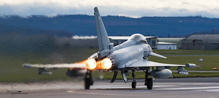 6 Sqn RAF Typhoon Eurofighter