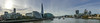 Thames pano (Andrew Bloomfield Photography) Tags: wwwandrewbloomfieldphotographycouk andrewbloomfieldphotography london riverthames river pano panorama southbank city cityoflondon shard