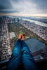 Central Park (Terry Moran Photography) Tags: new york city ny nyc big apple nikon d810 nikkor usa flynyon manhattan central park shoe selfie helicopter birds eye view sky skyline landscape cityscape structures