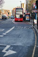 Stagecoach 10113 (cybertect) Tags: 10113 56 adlenviro400 carlzeisssonnart135mmf28 essexroad islington lx12dcz london londonboroughofislington londonn1 londonbus n1 sonya7 stagecoach bus doubledecker route56 packingtonstreet buslane