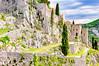Klis Fortress (Kevin R Thornton) Tags: d90 split landscape klisfortress travel architecture 2017 croatia europe mediterranean gameofthrones klis splitskodalmatinskažupanija hr
