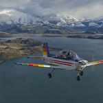 In-flight over Lake Wanaka thumbnail