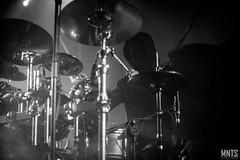 Mgła - live in Warszawa 2017 fot. Łukasz MNTS Miętka-19