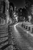 Paris   France - Montmartre Sleeping (Marcus Frank) Tags: blackwhite paris france montmartre night after dark bw side street