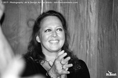 2017 Bosuil-Het publiek bij Joost de Lange en Band Of Friends 25-ZW