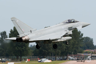 ZK346 Royal Air Force Eurofighter Typhoon FGR.4