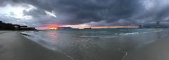 Guadarranque Beach (jaocana76) Tags: amanecer bahiadealgeciras carteia beach gibraltar sanroque campodegibraltar estrechodegibraltar straitsofgibraltar sea mediterraneo iphone iphone7plus jaocana76