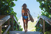 Surfer Girl- Cocoa Beach, FL (ChuckPalmer {cepalm}) Tags: 16thstreet annie cocoabeach beach boardwalk florida surfergirl beauty girl portrait outdoors