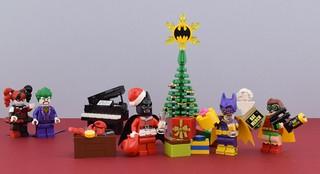 Merry Batmas🎄