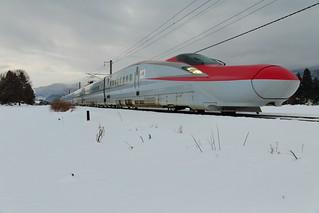 Go, winter journey !