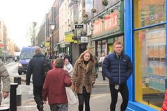 Dublin, Ireland (katelyn krulek) Tags: travel traveling travelling travels europetravel study abroad flickr exploring explore exploremore dublin ireland city building urban urbanexploring people walking sidewalk