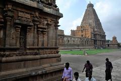 Sri Brihadeswara 5 (wfung99_2000) Tags: sri brahadeswara tanjore sribrahadeswara tamilnadu chola hindu unesco dravidian architecture shiva temple india brihadisvara