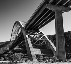 Roosevelt Lake Bridge (Modeflip) Tags: