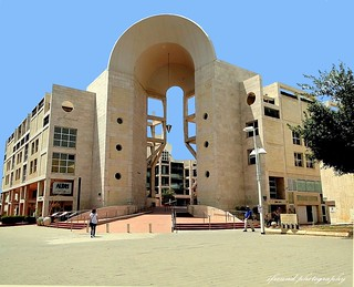 Tel Aviv Performing Arts Center, Israel