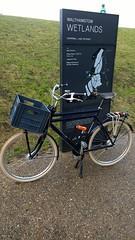 Coppermill entrance to Wetlands. (Dan K ™) Tags: walthamstow transportfiets workbike cycling dutchstyle cortina london cortinafietsen opafiets dutchbike