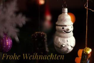 Frohe Weihnachten // Merry Christmas // Feliz Navidad // Joyeux Noël