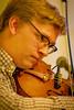 Dmitri (Robert Borden) Tags: viola strings portrait man candid music musician bluebook cdrelease lisamednick canon canonrebel canonphotographer sandiego sd california socal westcoast usa northamerica