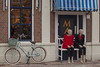 Wilhelminaplein - Naaldwijk (Jan de Neijs Photography) Tags: naaldwijk westland hetwestland nl wilhelminaplein koopzondag zuidholland southholland holland nederland thenetherlands dieniederlande bike fiets kerstmis christmas canonnl canonef100mmf28lmacroisusmlens