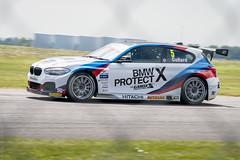 BTCC Thruxton 2017 - Team BMW & BMW Pirtek Racing (Sacha Alleyne) Tags: britishtouringcars tintops toca barc dunlop motorsport racing 2017 race car track circuit bmw msport robcollard 125i touringcar westsurreyracing